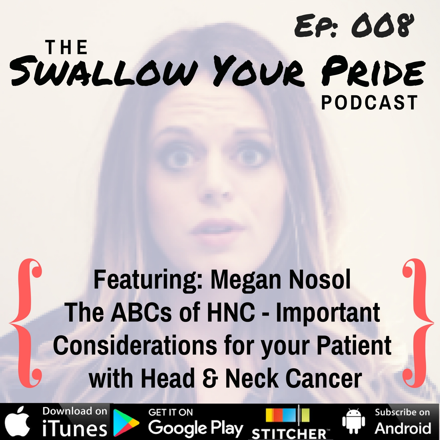 008 – Megan Nosol, M.S., CCC-SLP – The ABCs of HNC – Important Considerations for your Patient with Head & Neck Cancer
