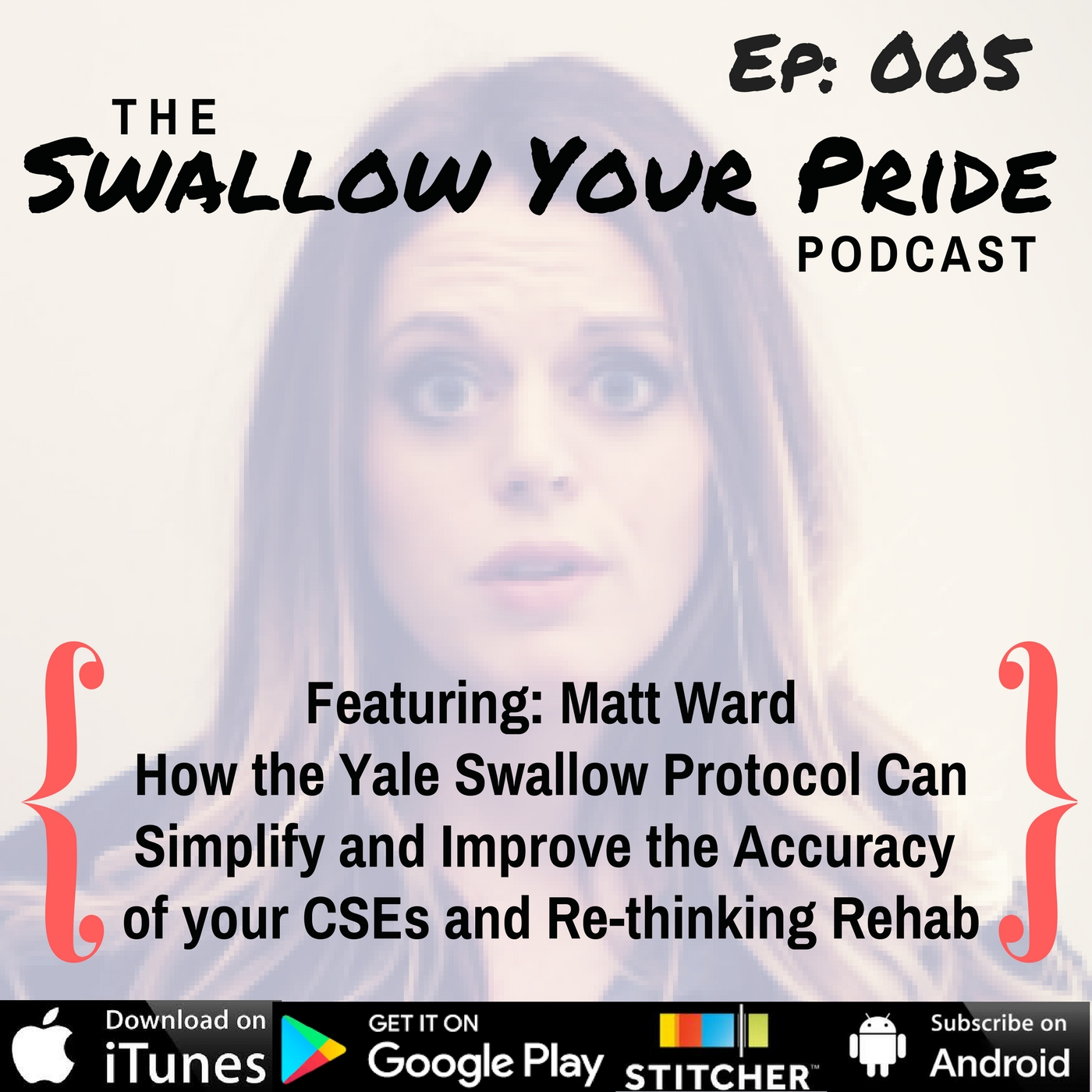 005 – Matt Ward, M.S., CCC-SLP – How the Yale Swallow Protocol Can Simplify and Improve the Accuracy of your CSEs and Re-thinking Rehab