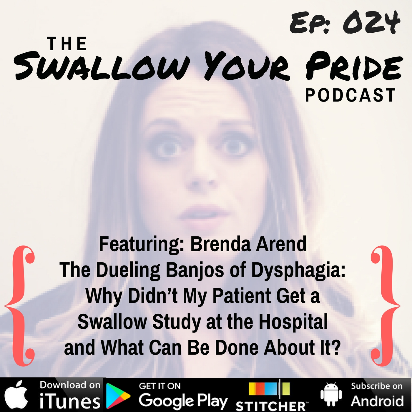 024 – Brenda Arend, MA, CCC-SLP – The Dueling Banjos of Dysphagia:  Why Didn't My Patient Get a Swallow Study at the Hospital and What Can Be Done About It?