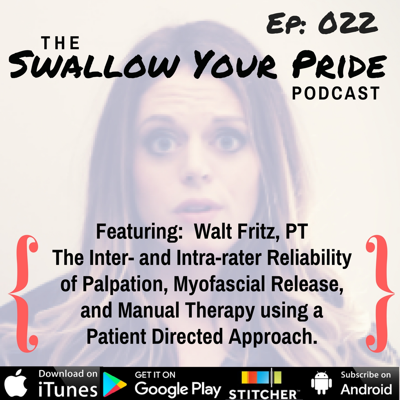 022 – Walt Fritz, PT – The Inter- and Intra-rater Reliability of Palpation, Myofascial Release,  and Manual Therapy using a  Patient Directed Approach.