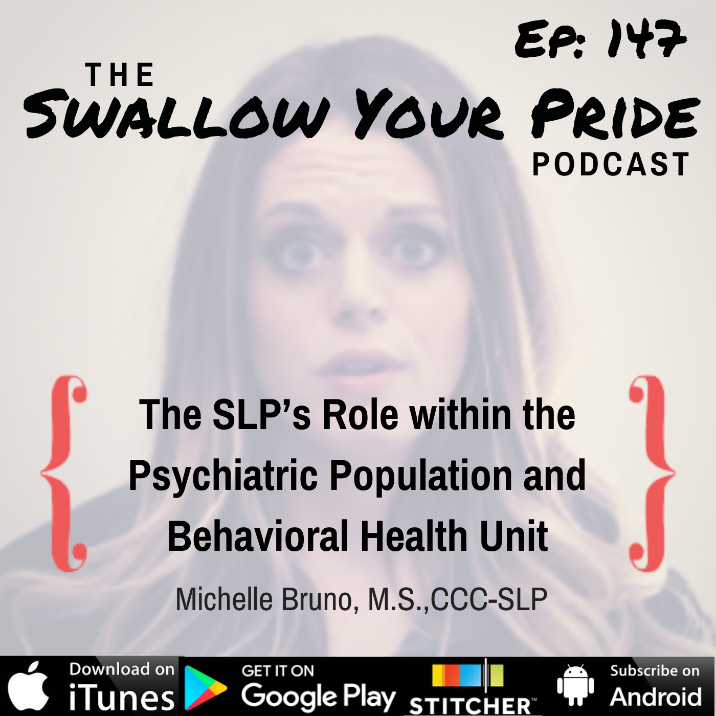 147 – The SLP's Role within the Psychiatric Population and Behavioral Health Unit – Michelle Bruno, M.S.,CCC-SLP