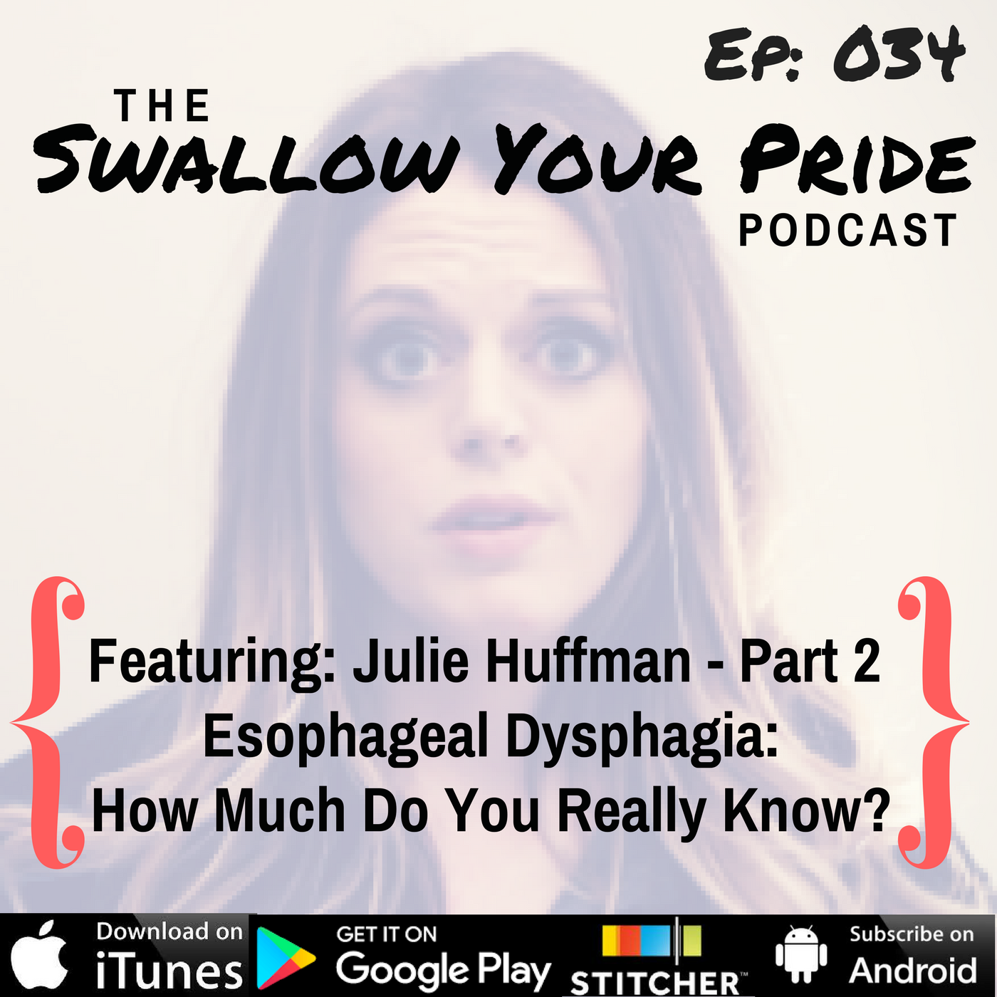 034 – Julie Huffman M.A., CCC-SLP – Part 2: Esophageal Dysphagia: How Much Do You Really Know?