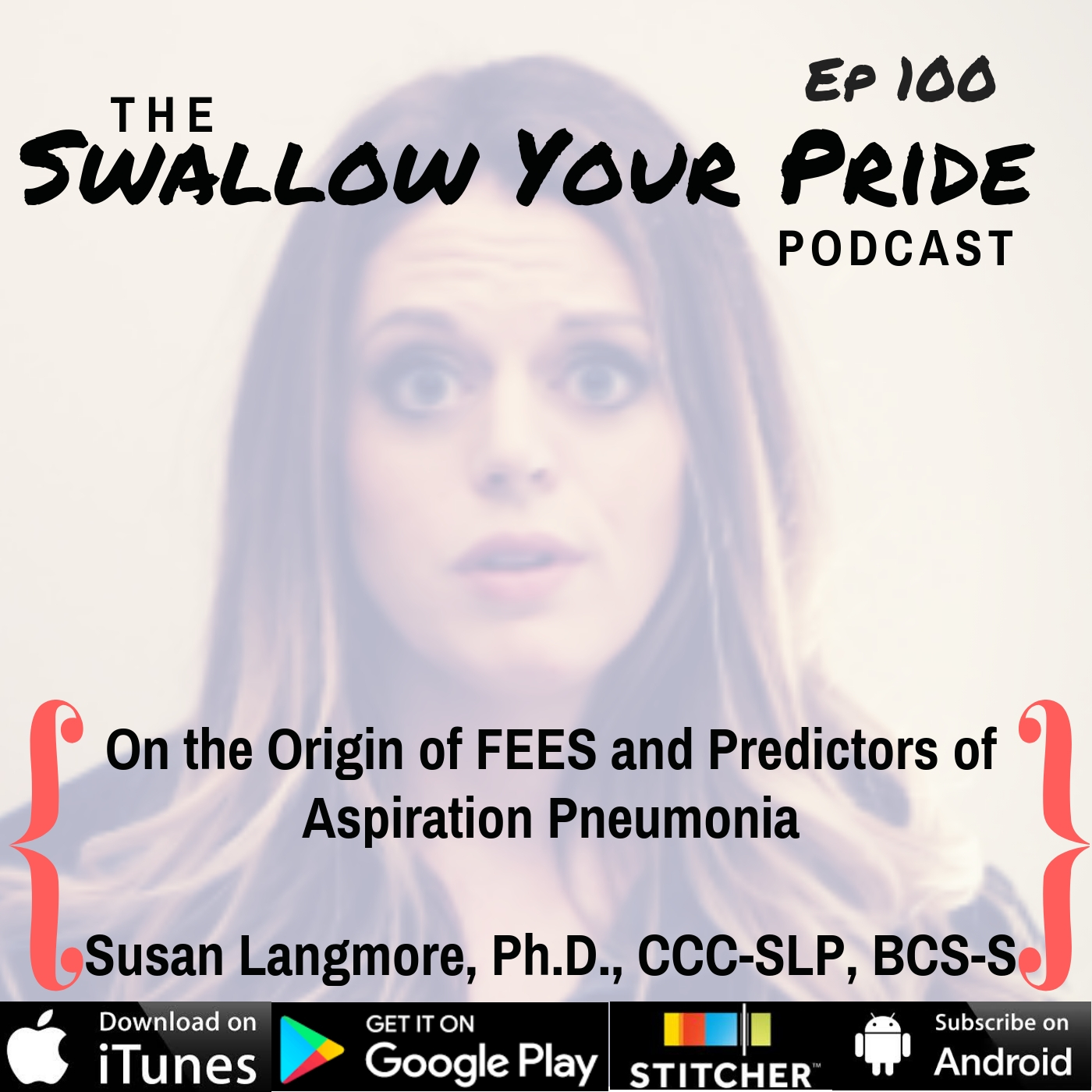 100 – Susan Langmore PhD,  CCC-SLP, BCS-S – On the Origin of FEES and Predictors of Aspiration Pneumonia