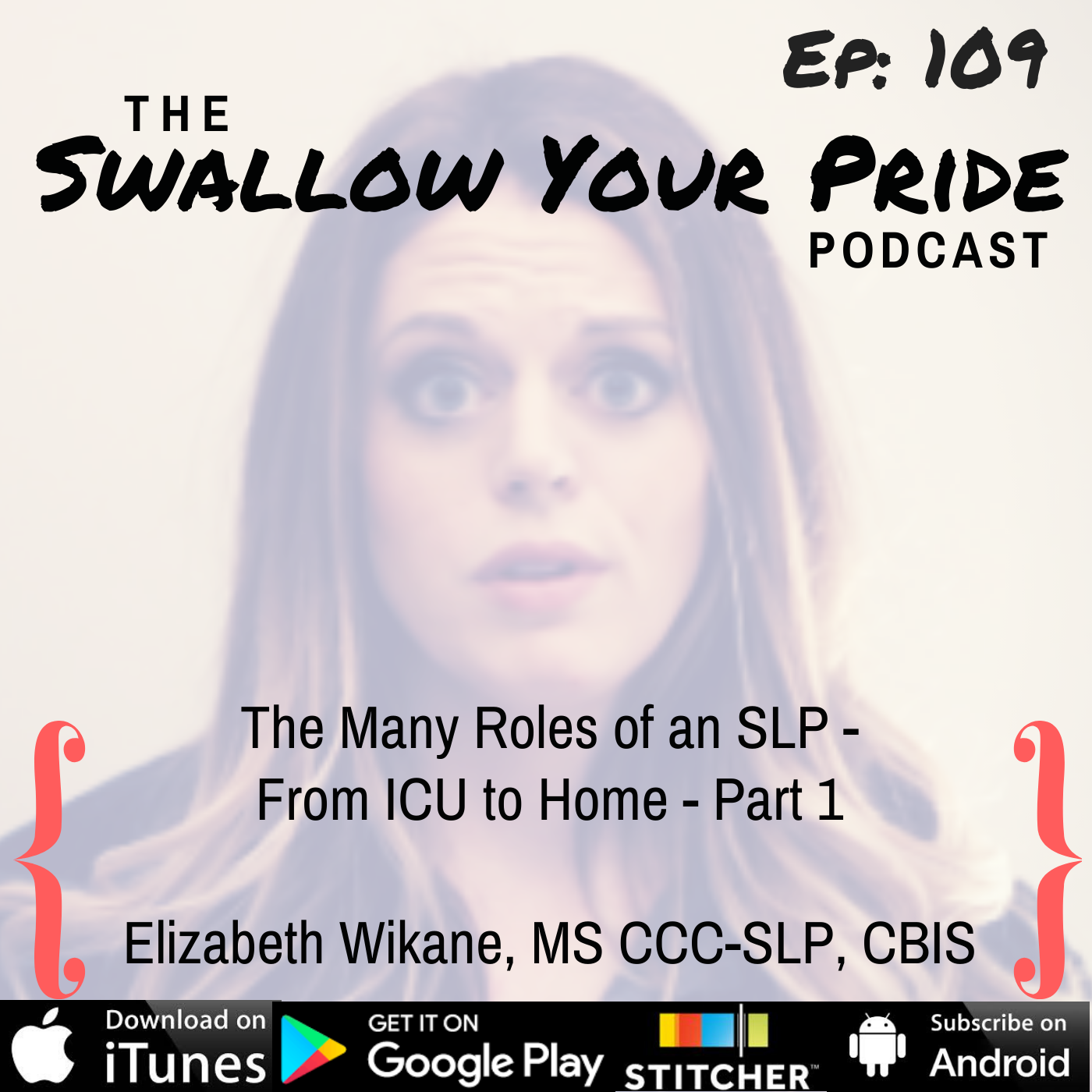 109 – Elizabeth Wikane, MS CCC-SLP, CBIS – The Many Roles of an SLP – From ICU to Home