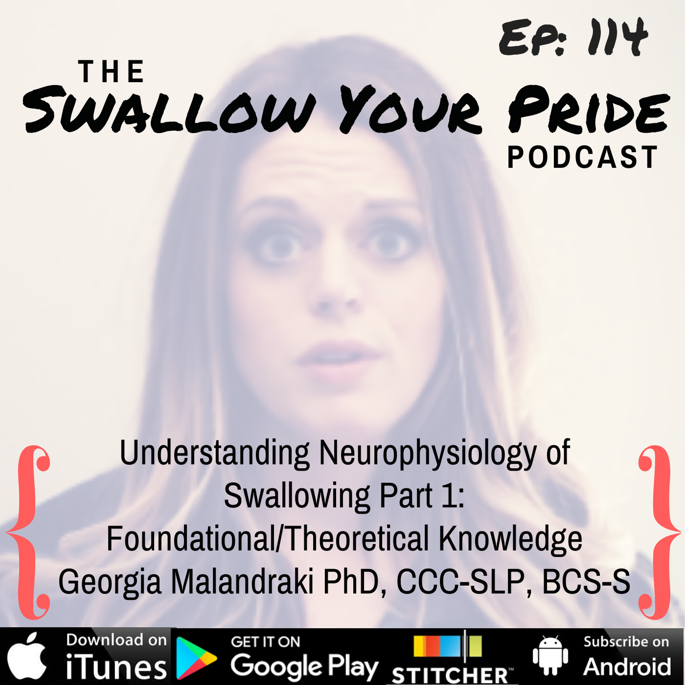 114 – Georgia Malandraki PhD, CCC-SLP, BCS-S – Understanding Neurophysiology of Swallowing Part 1: Foundational/Theoretical Knowledge