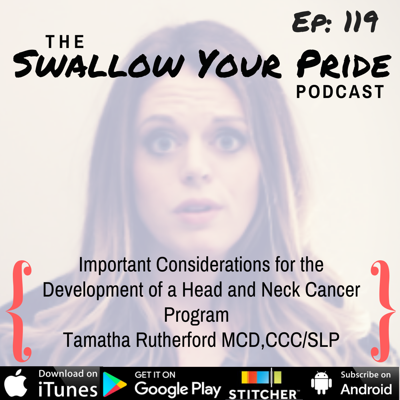 119 – Tamatha Rutherford MCD,CCC/SLP – Important Considerations for the Development of a Head and Neck Cancer Program