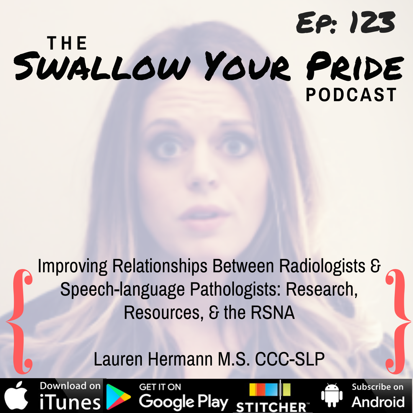 123 – Lauren Hermann, MS, CCC-SLP – Improving Relationships Between Radiologists and Speech-language Pathologists: Research, Resources, and the RSNA