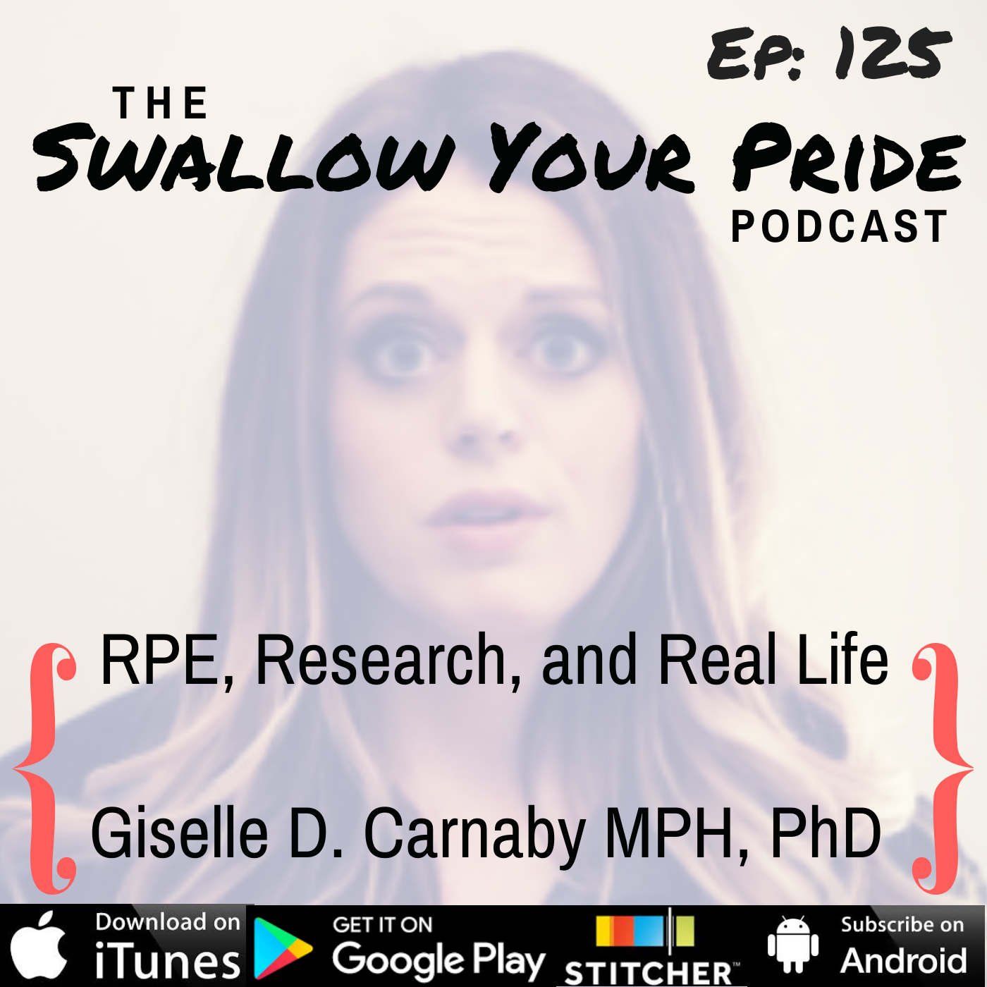 125 – Giselle D Carnaby MPH, PhD – RPE, Research, and Real Life