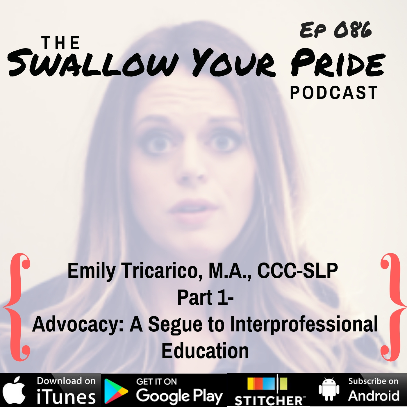 086 – Emily Tricarico MA, CCC-SLP – Advocacy: A Segue to Interprofessional Education