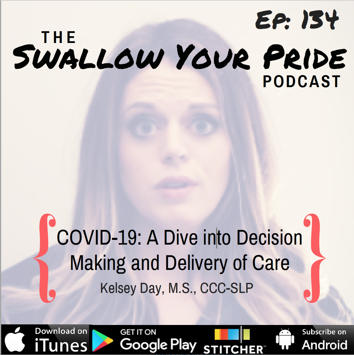 134 – Kelsey Day, M.S., CCC-SLP – COVID-19: A Dive into Decision Making and Delivery of Care
